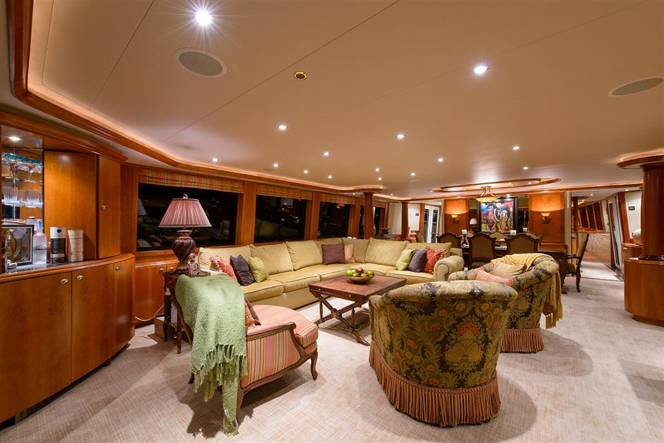 DREAM WEAVER Yacht Charter Details Westport CHARTERWORLD Luxury Superyachts